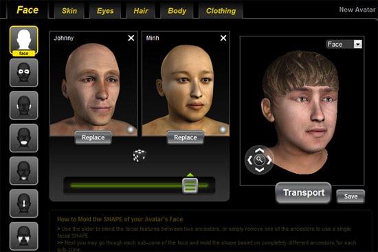 Create Your Own 3d Avatar