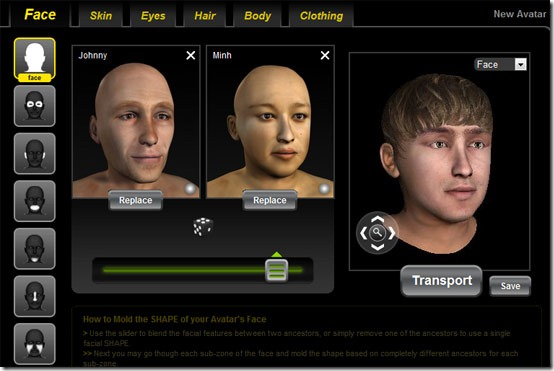 Free 3d Avatar Creator Xcombear Download Photos Textures