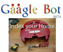 Index your home with Google Gaagle