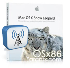 snow Leopard intel wifi
