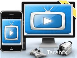 Stream videos to iPhone
