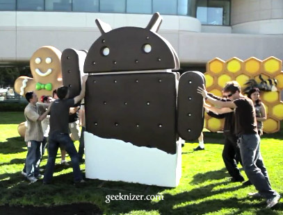 ★ Proyecto Optimus ME4 - Ice Cream Sandwich