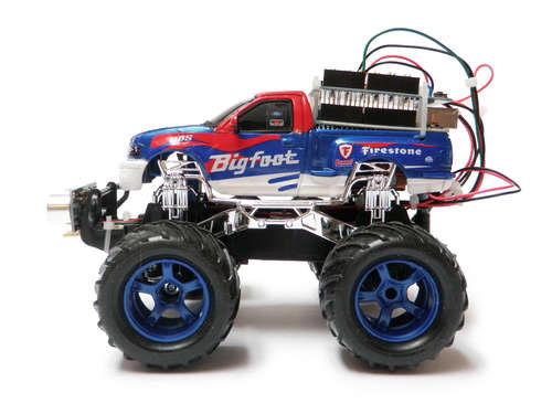 Build Self-Driving RC Car Robot [DIY] on traxxas rc truck sale, rc baja truck, rc truck parts, rc gas trucks sale, rc truck bodies,