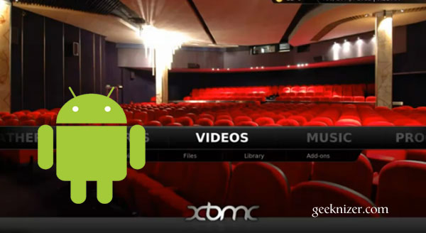 what is xbmc for android