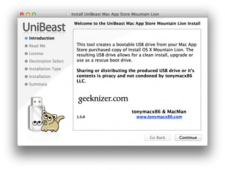 mountain lion installer tool
