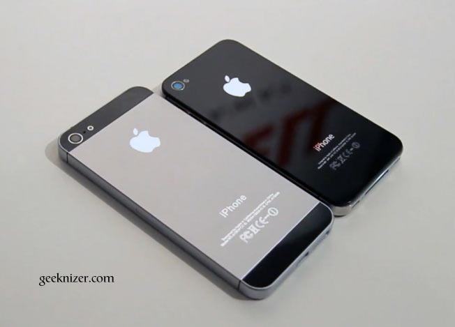 IPhone 5 Specs Vs 4S