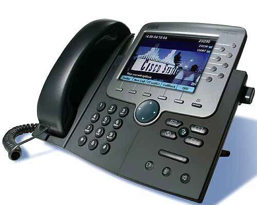Image gallery new cisco phones for Best home office voip service