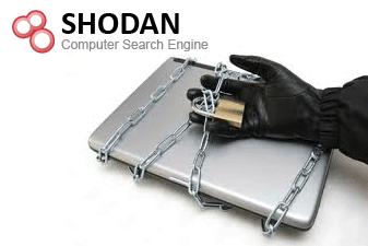 Поиск в shodan.