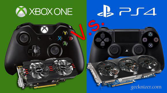 Gpu Xbox One Vs Ps4