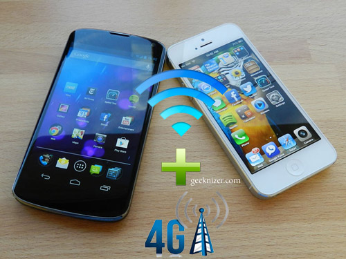 4g+wifi-mptcp