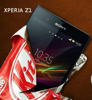 xperia-z1-kitkat