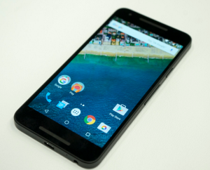 Nexus 5X - front