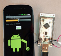 DIY Electronics Hardware Projects with Android [Arduino alternative]