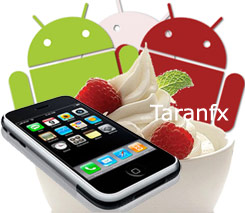 android froyo iphone