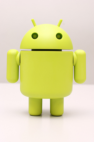 Compiled binary for android
