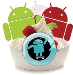 froyo cyanogenMOD