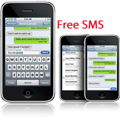 Free SMS Messaging around the World