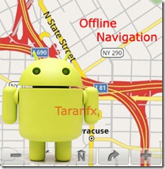 google-maps-offline-android