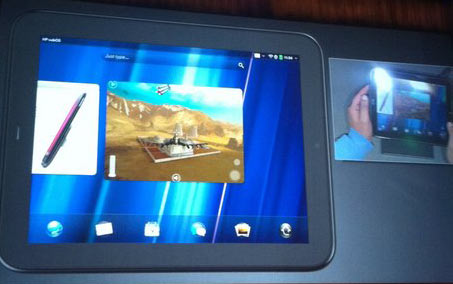 how to close aps on an hp tablet