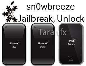 jailbreak unlock ios4