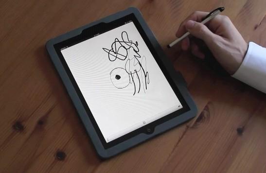 Pressure Sensitive Drawing App For Ipad